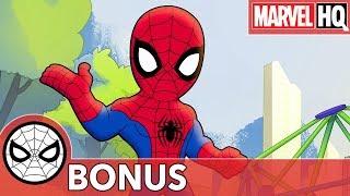 Be Like Spidey! | Marvel Super Hero Adventures | BONUS VIDEO