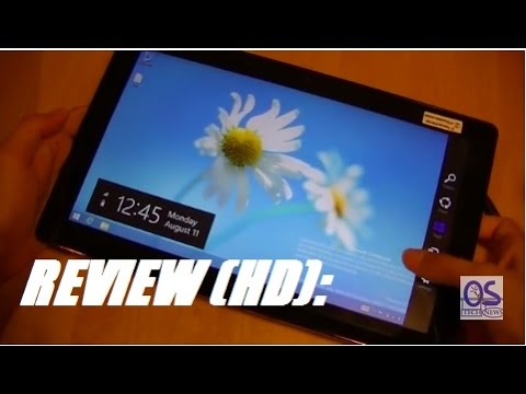 Samsung Series 7 Slate Review (Windows PC Tablet, Core i5):
