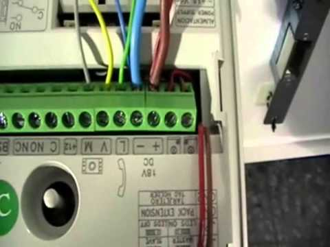 Auta interfonos interfono telefonillo videos videos - Instalacion de videoportero ...