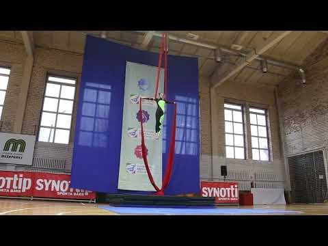Как российскя гимнастка получила тяжелые травмы в Риге