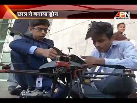 這位印度14歲神童靠「一樣發明」就打敗許多大企業,印度政府索性直接頒2300萬合約給他!