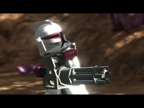LEGO: Star Wars III The Clone Wars - All Cutscenes