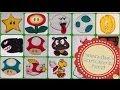 Personajes De Mario Bros En Foami - YouTube