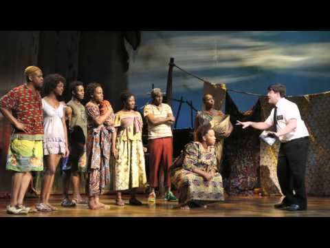 The Book of Mormon- May 10-29, Orpheum Theatre