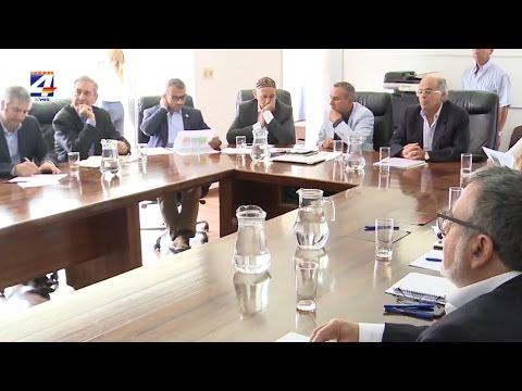Ministros de ambiente de Uruguay y Argentina recibieron en CARU informes sobre contaminación