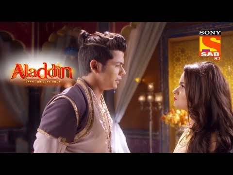 Aladdin Flirts With Yasmine | Alasmine Romantic Moments | Aladdin