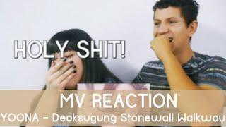 Video 윤아 YOONA (Girls' Generation) - 덕수궁 돌담길의 봄 (Deoksugung Stonewall Walkway) (Feat. 10cm) MV REACTION MP3, 3GP, MP4, WEBM, AVI, FLV Mei 2018
