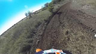 10. 2014 KTM 200 XC-W Test Ride