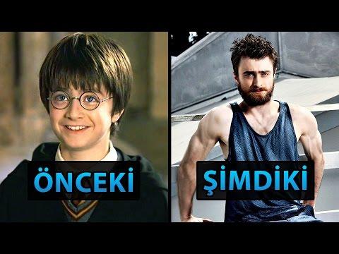 Harry Potter 27 Oyuncusunun Öncesi ve Sonrası