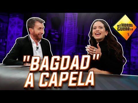 Bagdad - Rosalía a capela [El Hormiguero]