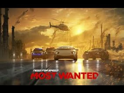 Need For Speed Most Wanted Multiplayer gameplay in 3D