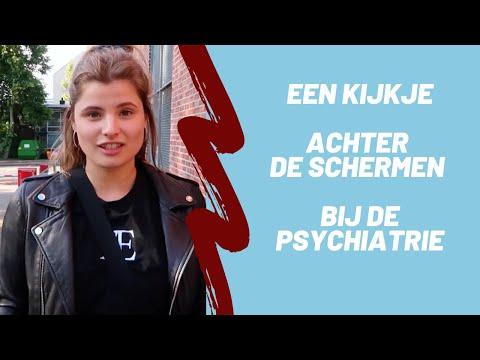 Kijkje achter de Schermen bij de Psychiatrie! (видео)