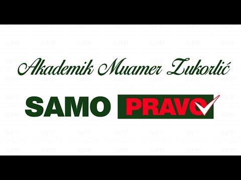 Pogledajte spot liste Akademik Muamer Zukorlić – SAMO PRAVO