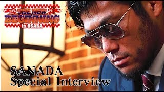 Nonton Sanada   Special Interview For The New Beginning In Osaka  English Subs  Film Subtitle Indonesia Streaming Movie Download