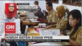 Download Video Kisruh Zonasi PPDB, Retno: Sistem Zonasi Tidak Begitu Mengutamakan Nilai UN MP3 3GP MP4