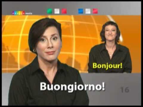 comment construire une phrase en italien