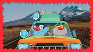 Video NEW COMPILATION 2016! - Oggy and the Cockroaches - Travel MP3, 3GP, MP4, WEBM, AVI, FLV November 2018