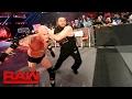 Gillberg returns to WWE Raw Feb 13 2017 waptubes
