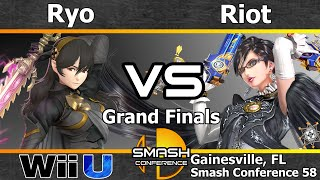 Behold! The most disliked Smash Conference FT Bayonetta
