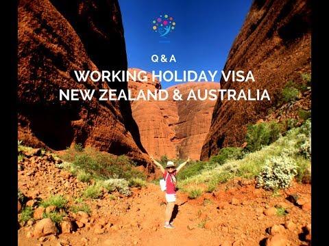Làm ở Úc và New Zealand theo Working Holiday Visa