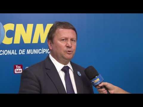Mário Nascimento - Consultor CNM