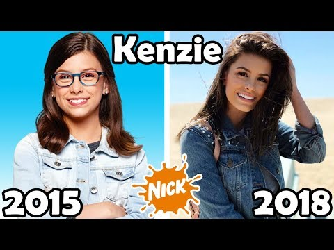 Nickelodeon Famous Girls Stars Before And After 2018 (then And Now)