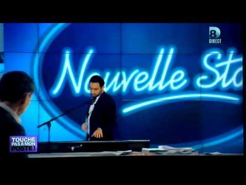 Jean Michel Jarre vu par Cyril Hanouna (Touche pas à mon poste)