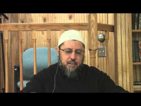 شرح مدارج السالكين 8 / 4 / 2015