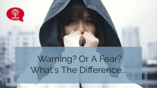 """Do you ever wonder how you can tell the difference between an """"intuitive"""" warning and a fear? This can be very scary for some people who are on a spiritual path. Especially when a scenario, situation, or person triggers you worry or have anxiety.So how can you tell the difference?  I talk about some simple techniques in this video...★ MY COURSES & PROGRAMS ★ 🌟  Psychic Ability Class (opens for enrollment 3 times a year): https://www.psychicabilityclass.com🌟  Empath Class (opens 2 times a year): https://www.empathclass.com/🌟  Mentorship Program (opens when spots are available) http://keystothespiritworld.com/mentorship🌟  Spirit Communication Class (opening soon): https://www.spiritcommunicationclass.com/★ OTHER (FREE) RESOURCES ★🌟  Mini Ecourse (FREE): A mini-course outlining 21 spiritual rules to finding success when you are in """"The Pursuit of Happiness."""" http://keystothespiritworld.com/happinessminicourse🌟  Join My Spirit Community - Private FB Group (FREE) Ask for an invite here: https://www.facebook.com/groups/405615596232631/?fref=nf🌟  Guided Meditation (FREE): Downloaded over 10,000+ times! Get my most popular guided meditation when you sign up for my newsletter at http://keystothespiritworld.com★ FIND ME HERE ★Blogtalk Radio: http://www.blogtalkradio.com/hawaii-psychiciTunes: https://itunes.apple.com/us/podcast/spiritchat-by-jennifer-oneill/id359473867?mt=2Facebook Page: https://www.facebook.com/JenniferONeillAuthorTwitter: https://twitter.com/keystothespiritInstagram: https://www.instagram.com/keystothespiritworld/?hl=enPinterest: https://www.pinterest.com/keystothespirit/Linkedin: https://www.linkedin.com/in/jennifer-o-neill-20b32821/"""