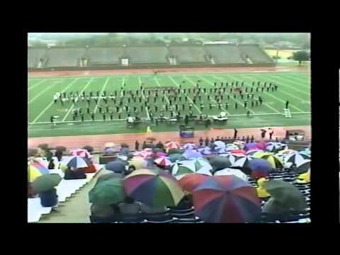 Crowley HS Band - Duncanville Marching Contest - 10/30/1999