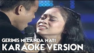 Video Fildan dan Lesti - Gerimis Melanda Hati (Karaoke Version) MP3, 3GP, MP4, WEBM, AVI, FLV Desember 2018