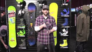 2013 Ride DHK Snowboard