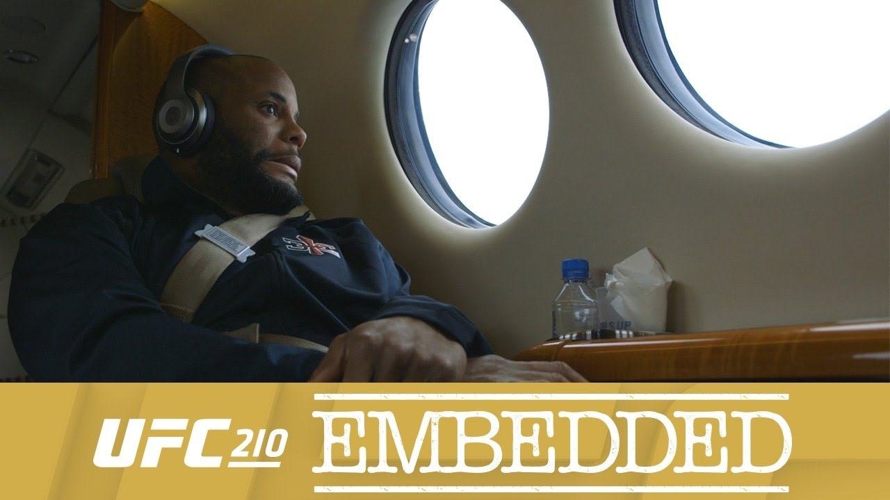 UFC 210 Embedded: Vlog Series – Episode 3