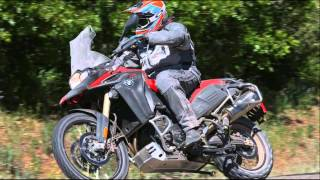 8. bmw f 800 gs adventure