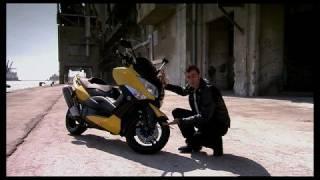 5. 2009 Yamaha TMAX Features