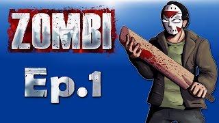 Zombi Ep. 1 (Must survive zombie apocalypse!) Video