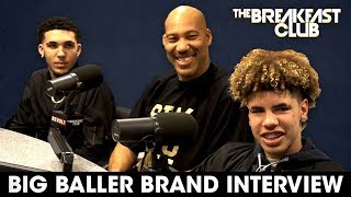 Video Lavar Ball & Sons On Family Business, Discipline, Donald Trump + More MP3, 3GP, MP4, WEBM, AVI, FLV Januari 2018