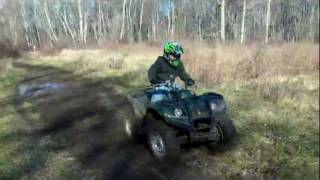 5. 2008 Grizzly 350