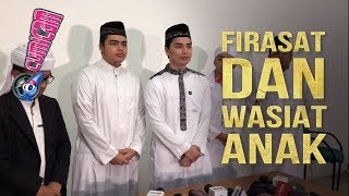 Video Firasat Anak dan Wasiat Ust. Arifin Ilham Sebelum Pergi Selamanya - Cumicam 24 Mei 2019 MP3, 3GP, MP4, WEBM, AVI, FLV Mei 2019