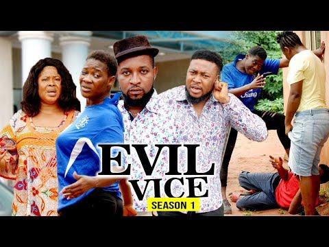 EVIL VICE 1 (MERCY JOHNSON) - 2019 LATEST NIGERIAN NOLLYWOOD MOVIES - TRENDING NIGERIAN MOVIES