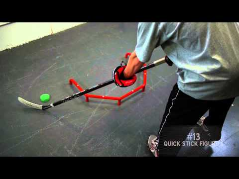 0 Fast Hands Hockey   Training Drills