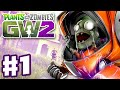 Plants vs Zombies: Garden Warfare 2 - Gameplay Part 1 - Backyard Battleground! (Xbox One, PC, PS4)