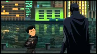 Son Of Batman Trailer