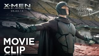 "X-Men: Days of Future Past | ""Stadium Levitation"" Clip [HD] 