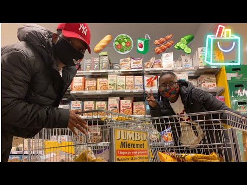 The Cost of Living in The Netherlands || *Grocery Vlog*