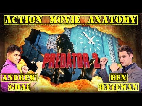 Predator 2 And More (1990) Review | Action Movie Anatomy