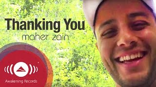 Maher Zain thanking YOU!! #MZBDV |Happy Birthday| Official Fans Video