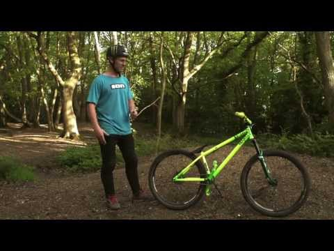 Mountain Bike News - Sam Pilgrim - bike check 2013