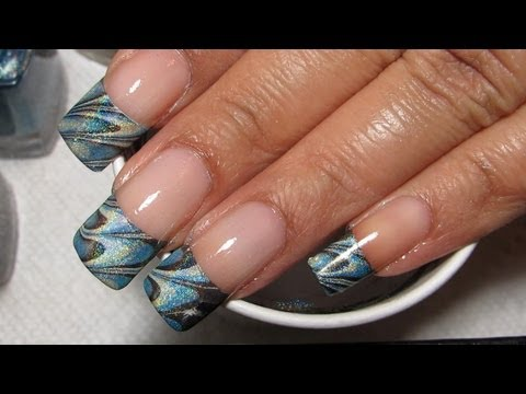 Need more pictures of water marble art like this for 2016