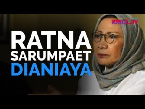 Ratna Sarumpaet Dianiaya